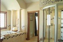 Home Plan - Mediterranean Interior - Bathroom Plan #70-1399