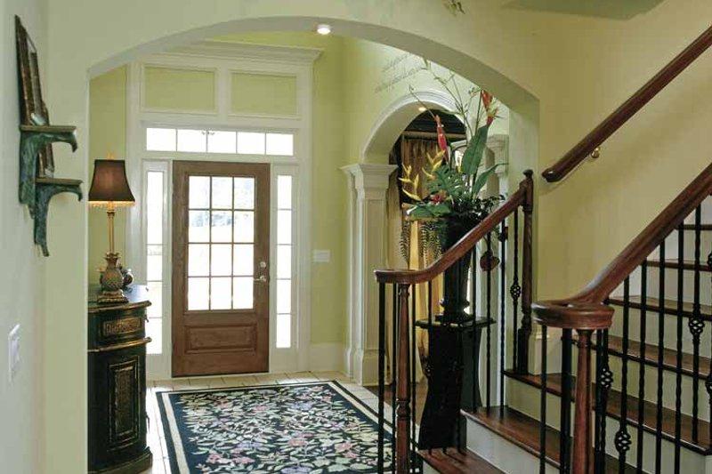 Country Interior - Entry Plan #927-854 - Houseplans.com