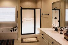 House Plan Design - Traditional Interior - Bathroom Plan #21-422