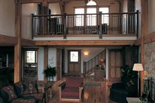 Craftsman Interior - Family Room Plan #1016-45