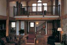 Dream House Plan - Craftsman Interior - Family Room Plan #1016-45