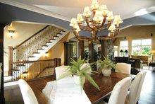 Home Plan - European Interior - Dining Room Plan #928-28