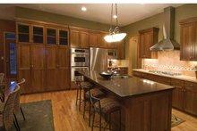 House Plan Design - Prairie Interior - Kitchen Plan #51-1126