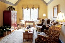 Architectural House Design - Country Interior - Family Room Plan #927-855