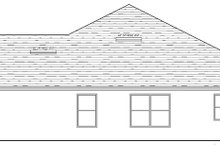 Traditional Exterior - Other Elevation Plan #1058-120