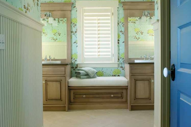 Traditional Interior - Bedroom Plan #928-23 - Houseplans.com