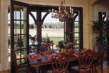 European Interior - Dining Room Plan #453-176