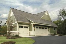 Architectural House Design - Bungalow Exterior - Other Elevation Plan #928-169
