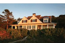 House Plan Design - Craftsman Exterior - Rear Elevation Plan #928-176