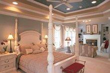 Mediterranean Interior - Bedroom Plan #927-152