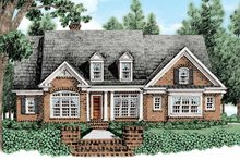 Traditional Exterior - Front Elevation Plan #927-478