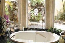 Architectural House Design - Mediterranean Interior - Master Bathroom Plan #930-415