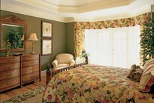 House Design - Traditional Interior - Bedroom Plan #927-573