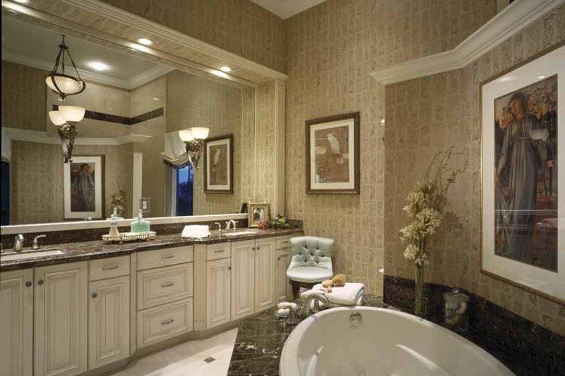 Mediterranean Interior - Bathroom Plan #930-324 - Houseplans.com