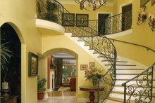 Dream House Plan - Country Interior - Entry Plan #952-276