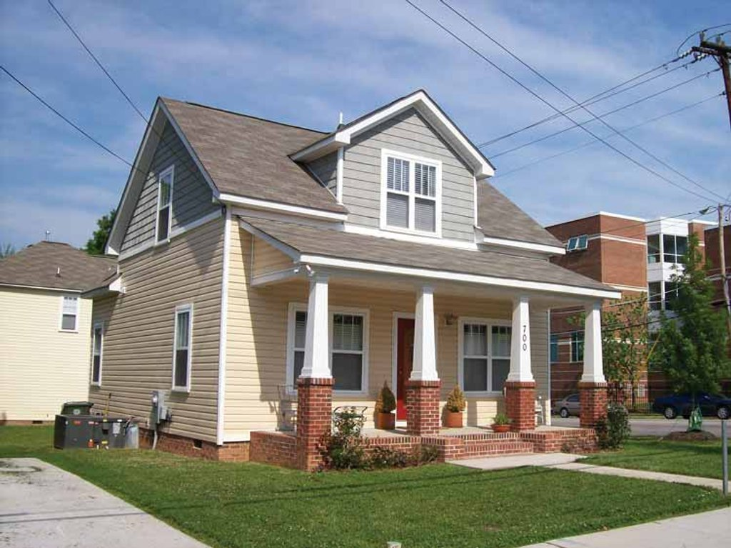 Craftsman Style House Plan 3 Beds 2 Baths 1210 Sq Ft Plan 936 6