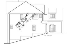 Country Exterior - Other Elevation Plan #927-829