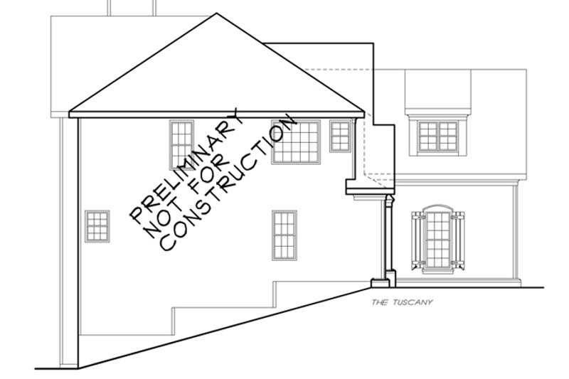 Country Exterior - Other Elevation Plan #927-829 - Houseplans.com