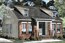 Home Plan - Craftsman Exterior - Front Elevation Plan #17-3101