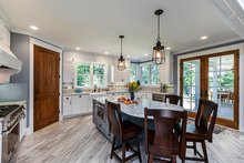Country Interior - Kitchen Plan #928-290