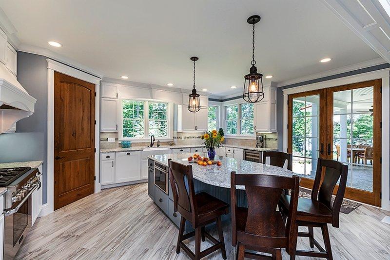 Country Interior - Kitchen Plan #928-290 - Houseplans.com