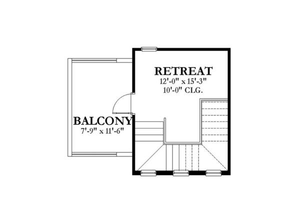 House Plan Design - Mediterranean Floor Plan - Other Floor Plan #1058-152
