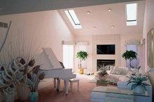 Dream House Plan - Contemporary Interior - Family Room Plan #314-228