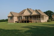 Country Style House Plan - 4 Beds 3 Baths 2445 Sq/Ft Plan #929-873