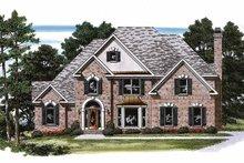 House Plan Design - Mediterranean Exterior - Front Elevation Plan #927-125