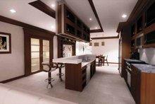 Contemporary Interior - Kitchen Plan #11-272