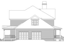 Country Exterior - Other Elevation Plan #929-886