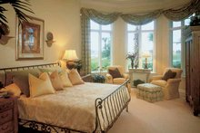 Home Plan - Mediterranean Interior - Bedroom Plan #930-189