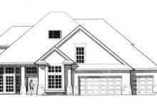 Home Plan - Craftsman Exterior - Front Elevation Plan #48-786