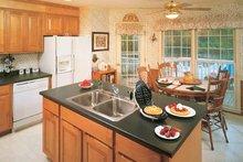 Victorian Interior - Kitchen Plan #929-155