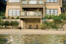 Architectural House Design - Prairie Exterior - Rear Elevation Plan #928-226