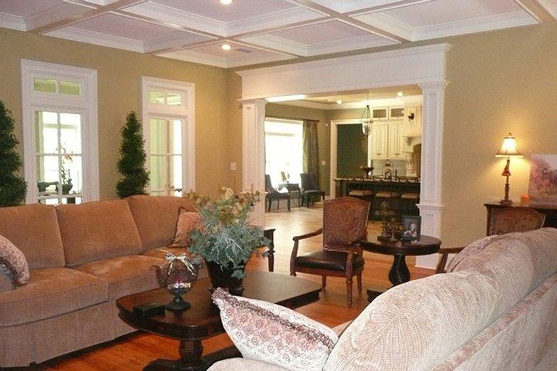 Country Interior - Family Room Plan #927-415 - Houseplans.com
