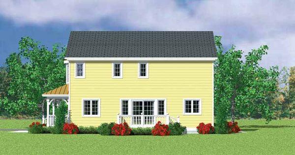 House Blueprint - Victorian Floor Plan - Other Floor Plan #72-1109
