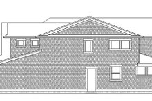 Country Exterior - Other Elevation Plan #132-497