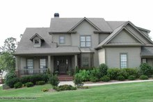 Traditional Exterior - Front Elevation Plan #54-344
