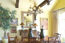 Traditional Interior - Dining Room Plan #17-2757