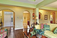 Country Interior - Family Room Plan #930-364