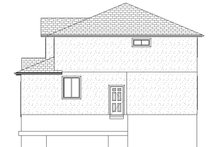 Home Plan - Traditional Exterior - Other Elevation Plan #1060-7