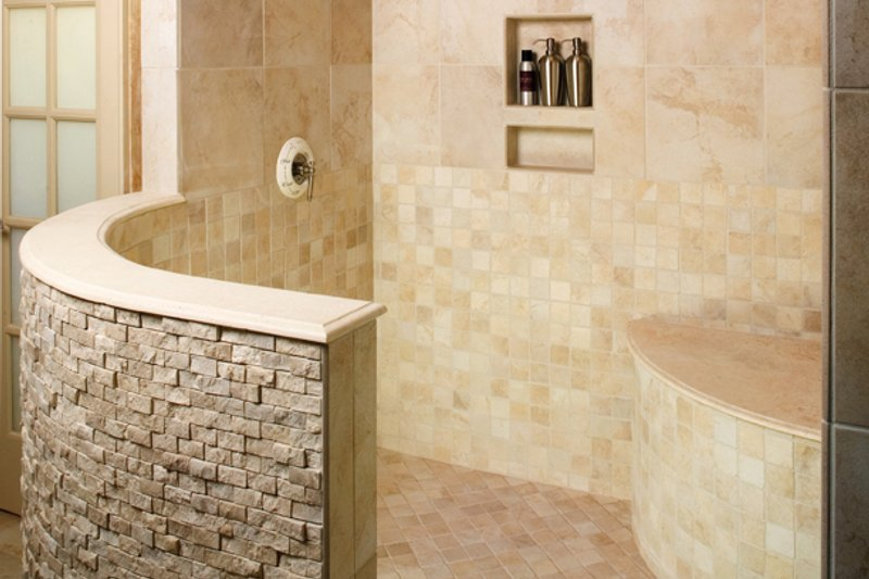European Interior - Master Bathroom Plan #929-893 - Houseplans.com