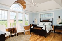 Architectural House Design - Country Interior - Master Bedroom Plan #929-694