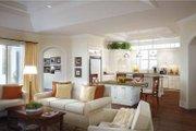 Mediterranean Style House Plan - 3 Beds 2.5 Baths 2576 Sq/Ft Plan #938-24 Interior - Kitchen