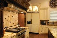 Mediterranean Interior - Kitchen Plan #1058-11