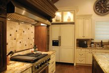 Mediterranean Interior - Kitchen Plan #1058-11
