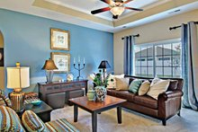 Home Plan - Country Interior - Family Room Plan #930-362