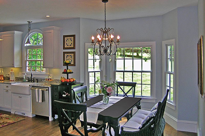 Country Interior - Other Plan #314-284 - Houseplans.com