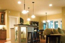 Architectural House Design - Prairie Interior - Kitchen Plan #928-50